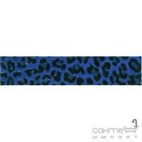Плитка Kerama Marazzi Бордюр Ирбис синий 25x5,4 ADC806000