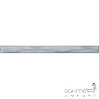 Плитка Kerama Marazzi Аджанта Карандаш серебро 170