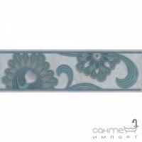Плитка Kerama Marazzi Бордюр Колорит голубой 20x5,7 AR1598212