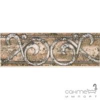 Фриз Береза керамика Вавилон колонна беж (35x11,5)