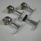 Ножки для душевой кабины IDO Showerama 9-5 хром (уценка)