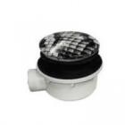Донный клапан с декорированной керамической накладкой Cielo Jungle SIF90CEХ