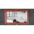 Зеркало для ванной комнаты Фортуна Royal 140 коричневый