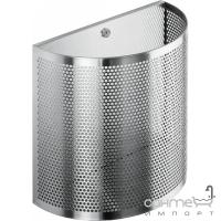 Настенная полукруглая корзина для мусора Franke Chronos BS610 (7612210508127)