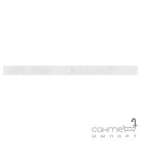 Плитка фриз Serra Seramik BOHEMIA LISTELLO WHITE 4.5x60