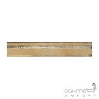 Плитка фриз Serra Seramik CADORO RAMAGE LISTELLO GOLD 5x30