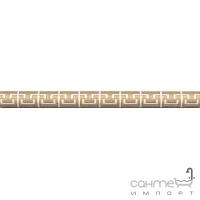 Плитка настенная фриз Kerama Marazzi Карандаш золото ADT5385