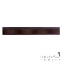 Фриз Serra Seramik LUSH (FANCY) LINE LISTELLO BLACK 4.5x30