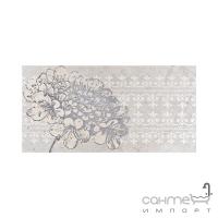Фриз Serra Seramik SHABBY CHIC LISTELLO FLOWER WHITE 15x30