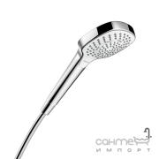 Душевая лейка Hansgrohe Croma Select E Vario 26812400 белый/хром