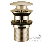 Донный клапан для раковины Welle C21031-HO бронза