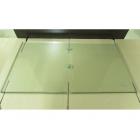 Столешница стеклянная H2O прозрачная