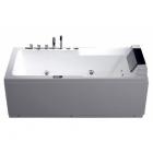 Гидромассажная ванна Grandehome WB205C левая