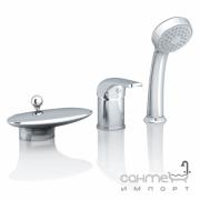 Врезной смеситель для ванны Ravak Rosa RS 025.00 X07P003