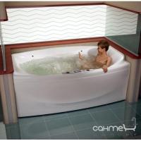 Гидромассажная ванна WGT Together комплектация Digital