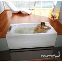 Гидромассажная ванна WGT Bali комплектация Easy+Hydro&Aero