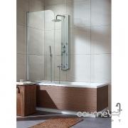 Шторки для ванны Radaway EOS PNJ 205101-101L левая (хром/прозрачное)