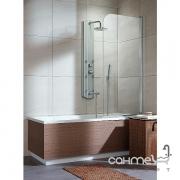 Шторки для ванны Radaway EOS PNJ 205101-101R правая (хром/прозрачное)