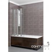Шторки для ванны Radaway EOS PNW 205501-101 (хром/прозрачное)