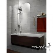 Шторка для ванны Radaway Torrenta PND 201202-105NL левая (хром/графит)