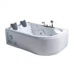 Гидромассажная ванна акриловая Iris TA-205L левосторонняя
