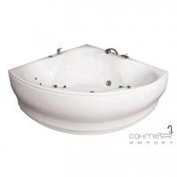 Гидромассажная ванна с врезным смесителем Triton Лилия