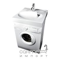 Раковина над стиральной машиной белая PAA Claro