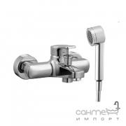 Смеситель для ванной с аксессуарами Laufen Citypro 3.2195.7.004.131.1