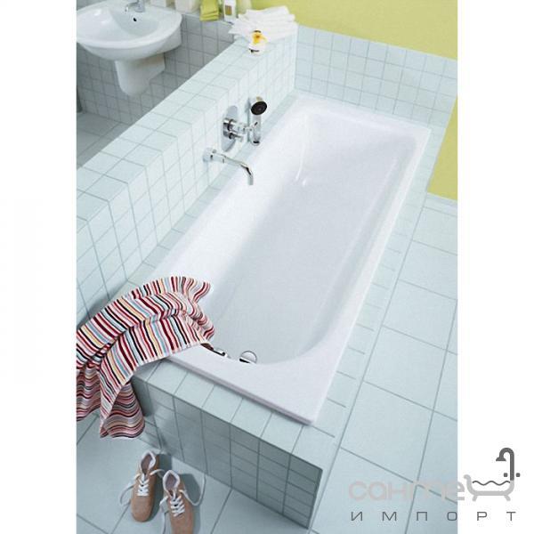 Стальная ванна kaldewei eurowa отзывы