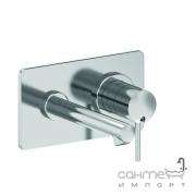 Скрытый смеситель для ванны Laufen Twinprime pin 3.1113.6.004.120.1