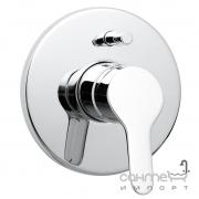 Скрытый смеситель для ванны Laufen Twinpro 3.2150.6.004.000.1