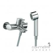 Смеситель для ванны с аксессуарами Laufen Twinpro 3.2150.7.004.147.1