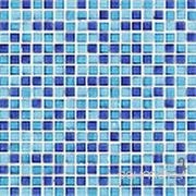 Плитка Mayolica Ceramica Olimpia Azul-2 (настенная) (под мозайку)