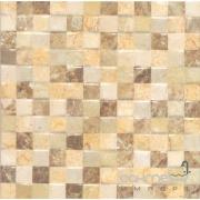 Плитка Mayolica Ceramica Dakar Mosaico Beige (настенная) (под мозайку)