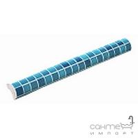 Плитка Mayolica Ceramica Olimpia Azul List (под мозайку)