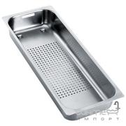 Коландер к кухонной мойке Franke 112.0017.788 н/с (412x172x55mm)