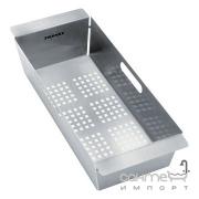 Коландер к кухонной мойке Franke 112.0057.214 н/с (325x150mm)