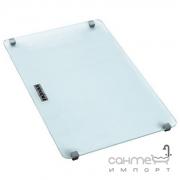 Разделочная доска к кухонной мойке Franke 112.0017.900 стекло (408x280mm)