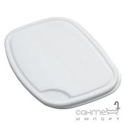 Разделочная доска к кухонной мойке Franke 112.0008.436 белый пластик (420x300mm)