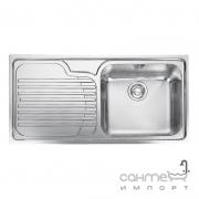 Кухонная мойка Franke Galassia GAX 611 крыло слева 101.0017.508 полированная