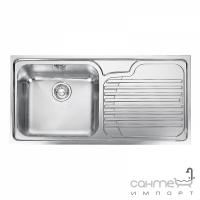 Кухонная мойка Franke Galassia GAX 611 крыло справа 101.0017.509 полированная