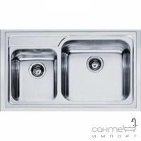 Кухонная мойка Franke Galassia GAX 620 101.0017.507 полированная