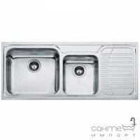 Кухонная мойка Franke Galassia GAX 621 крыло справа 101.0017.506 полированная