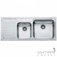 Кухонная мойка Franke Galassia GAX 621 крыло слева 101.0017.504 полированная