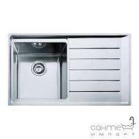 Кухонная мойка Franke Neptun Plus NPX 611 крыло справа 101.0068.368 полированная
