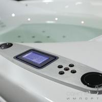 Гидромассажная ванна WGT Coliseum комплектация Digital
