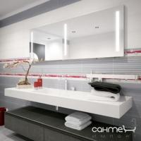 Плитка Ceramika-Konskie Italia graphite L9 20x50