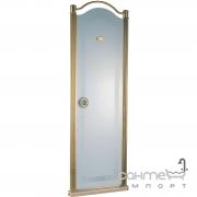 Душевая дверь с золотым профилем Devit Charlestone FEN2001MR (правая)