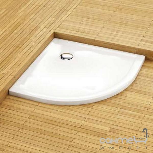 aquaform Душевой поддон Aquaform Plus 550 полукруглый супер мелкий (200-06920)