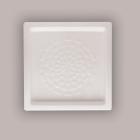 Душевой поддон квадратный Artceram PDQ003 01; 00 Piatto Doccia 75x75